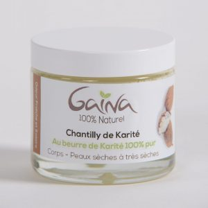 Gaïna Chantilly de Karité