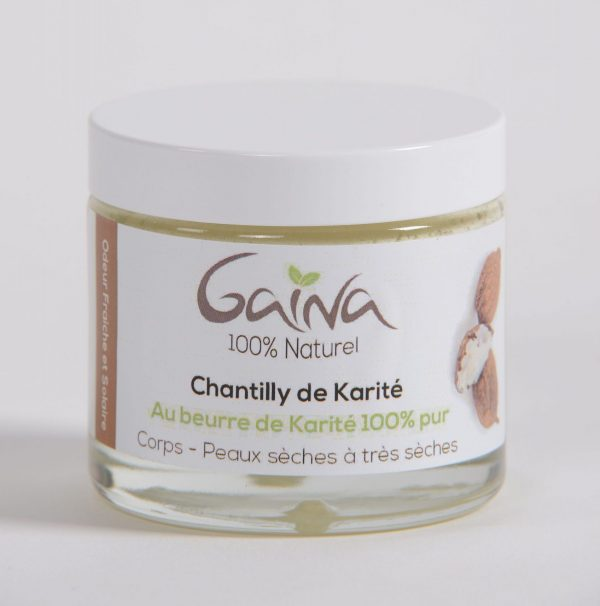Gaïna Chantilly de Karité