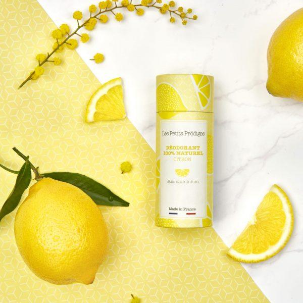Les Petits Prodiges Déodorant Citron