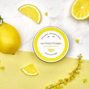 Les Petits Prodiges Baume Citron